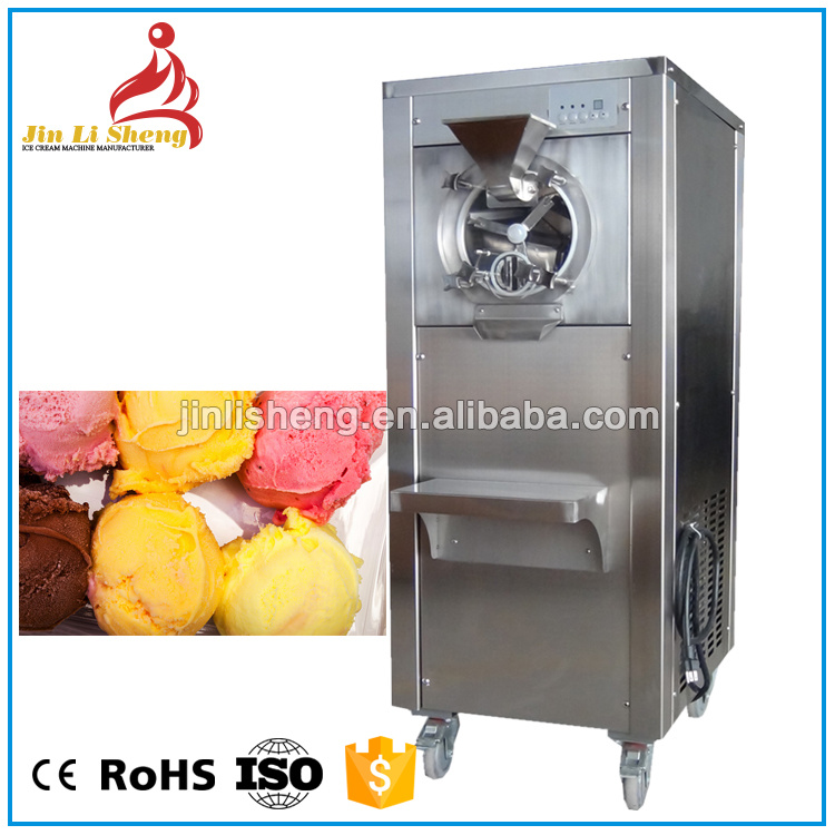 Gelato Machine Batch Freezer