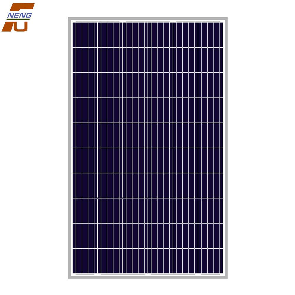 265W High Efficiency Solar Cells Solar Panel for Sale