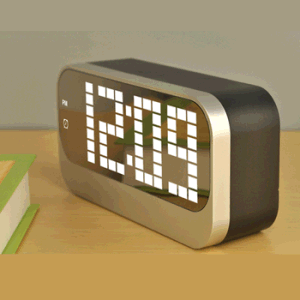 Digital USB Powered LED Table Clocks Newest in 2017