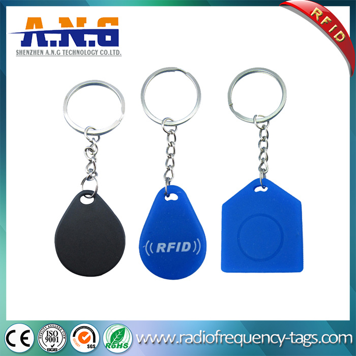 Portable RFID Key Fob for Access Control and Security