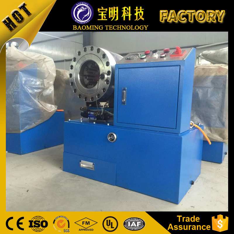 Hot Sell High Pressure Hose Crimping Machine/Hydraulic Hose Press