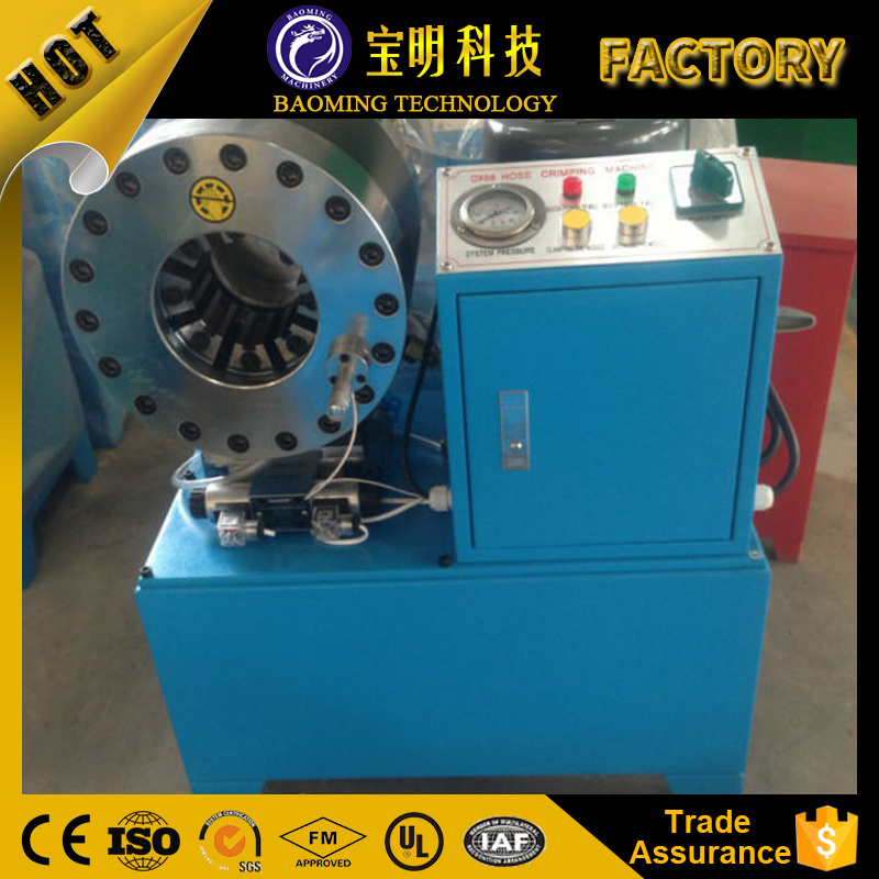 2 Inch High Pressure Hydraulic Hose Crimping Machine for Sale