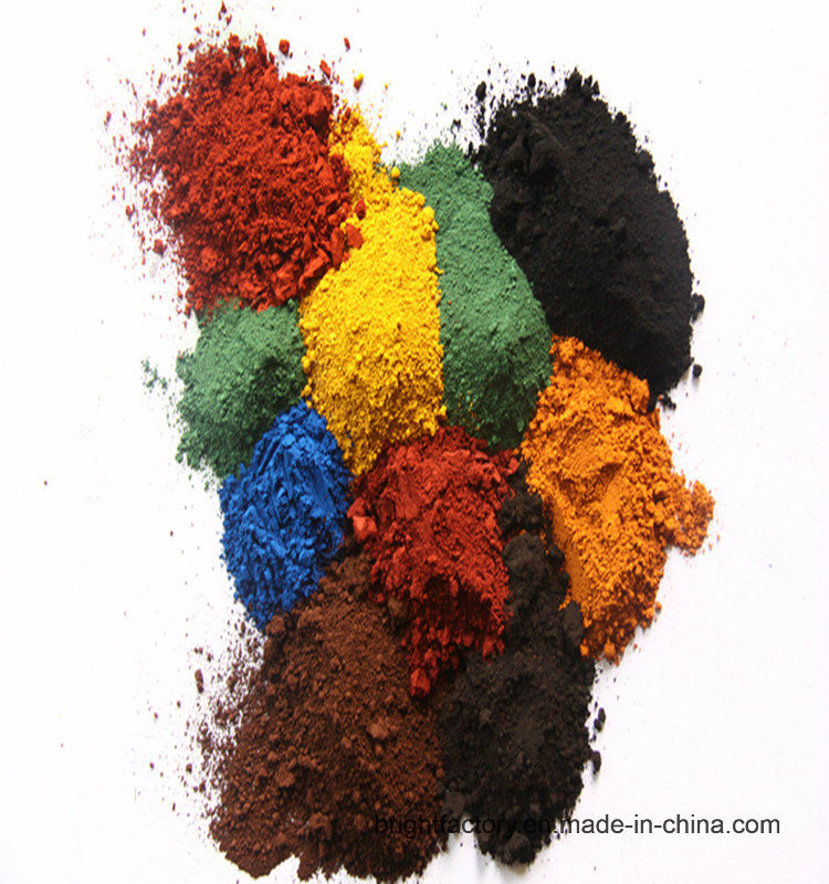 Factory Price Iron Oxide for Paints and Coatings