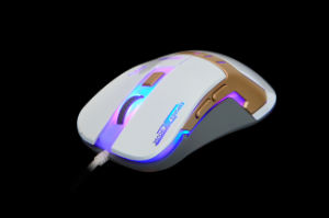 Right Hand Optical USB 6D Gaming Mouse LED Light with Laptop, Desktop Computer Mice