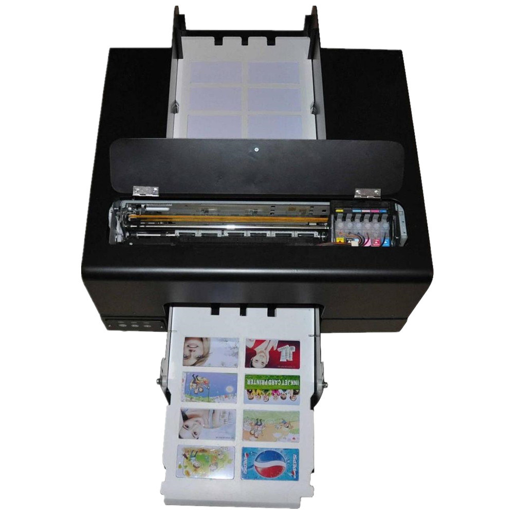 Auto ID Card Printer for Inkjet PVC Card Printing