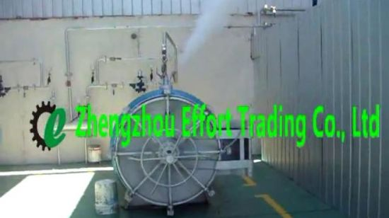 Rubber Vulcanizing Autoclave Rubber Curing Autoclave