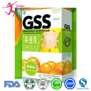 New Slimming Product-Gss Grapefruit Slim Steady Capsule