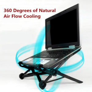 High Quality Adjustable Light Weight Folding Laptop Stand