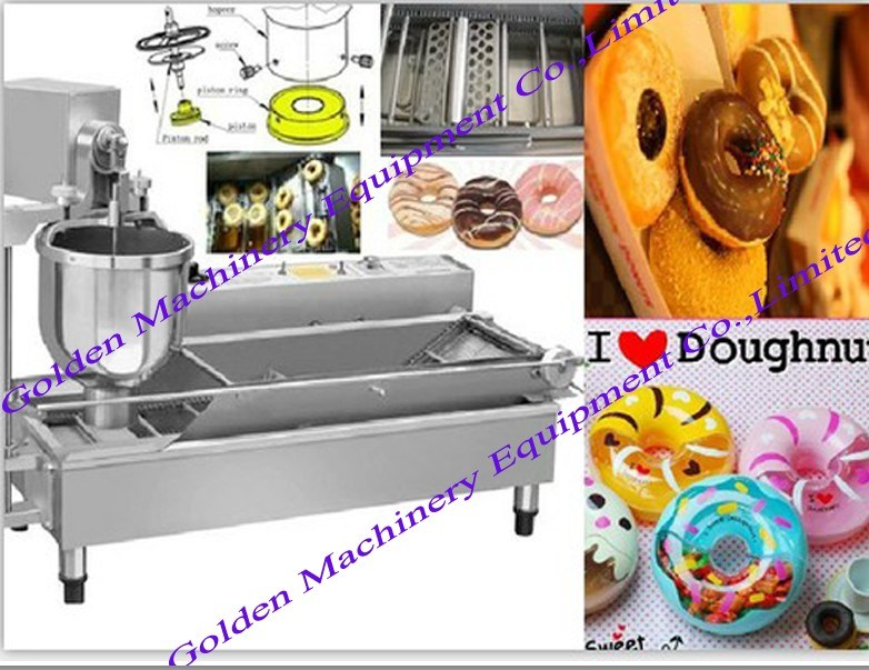 Automatic Donut Maker Donut Making Machine Donut Machine