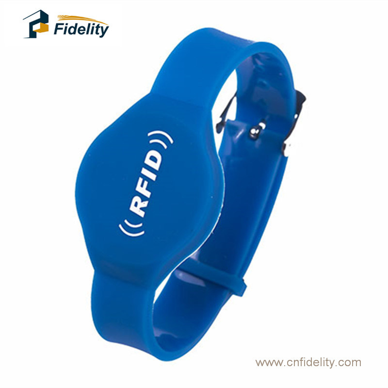 UHF RFID Wristband Tag with Watch Buckle