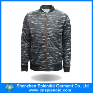 Cheap Wholesale Men Winter Outdoor Fashion Clothing Bomber Jacket