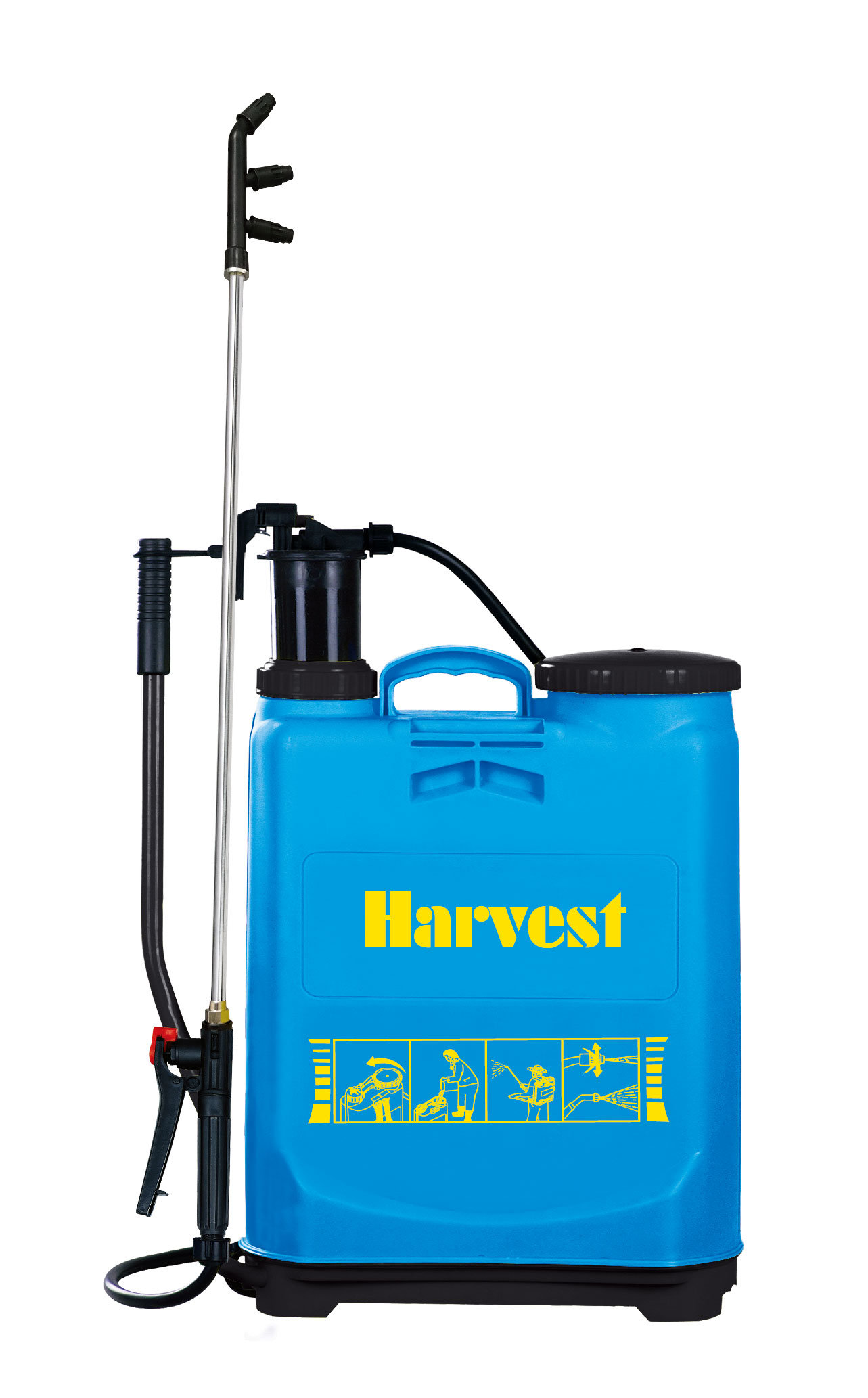 20L Hand Operated Backpack Sprayer (HT-20P-E)