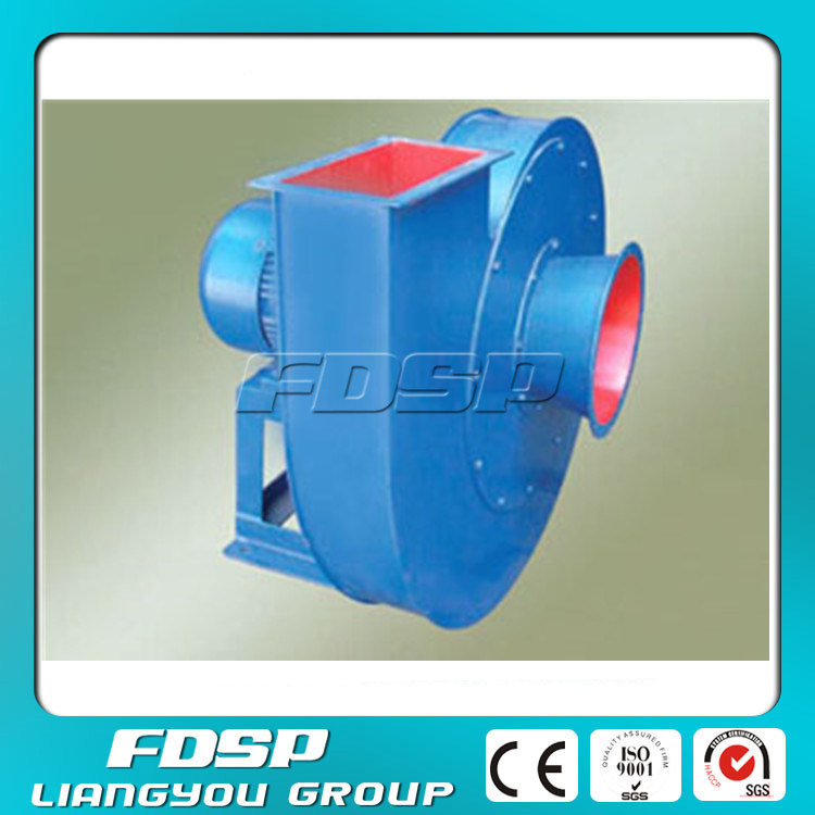 Centrifuge Fan for Pneumatic Transmission of Granule and Powder