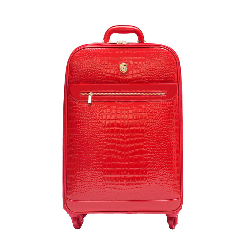 Popular Lady PU Luggage (FE705)