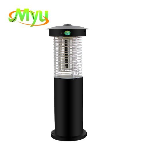 Outdoor Garden Aluminium Alloy Mosquito Killer Zapper Light Operated