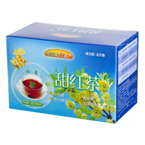 100% Natural Sweet Scented Osmanthus Tea with Coffee