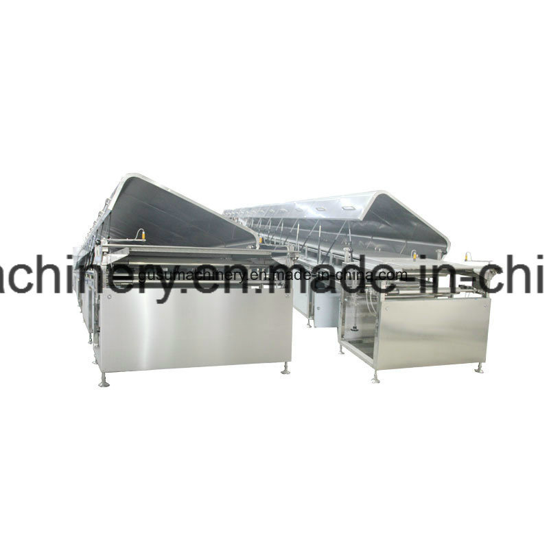 Ce Customized Cooling Tunnel for Making Chocolate Chips