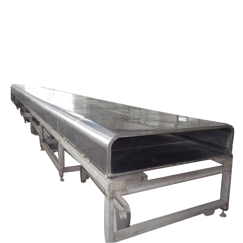 Cusomized Stainless Steel Cooling Tunnel, Making Energy Bar