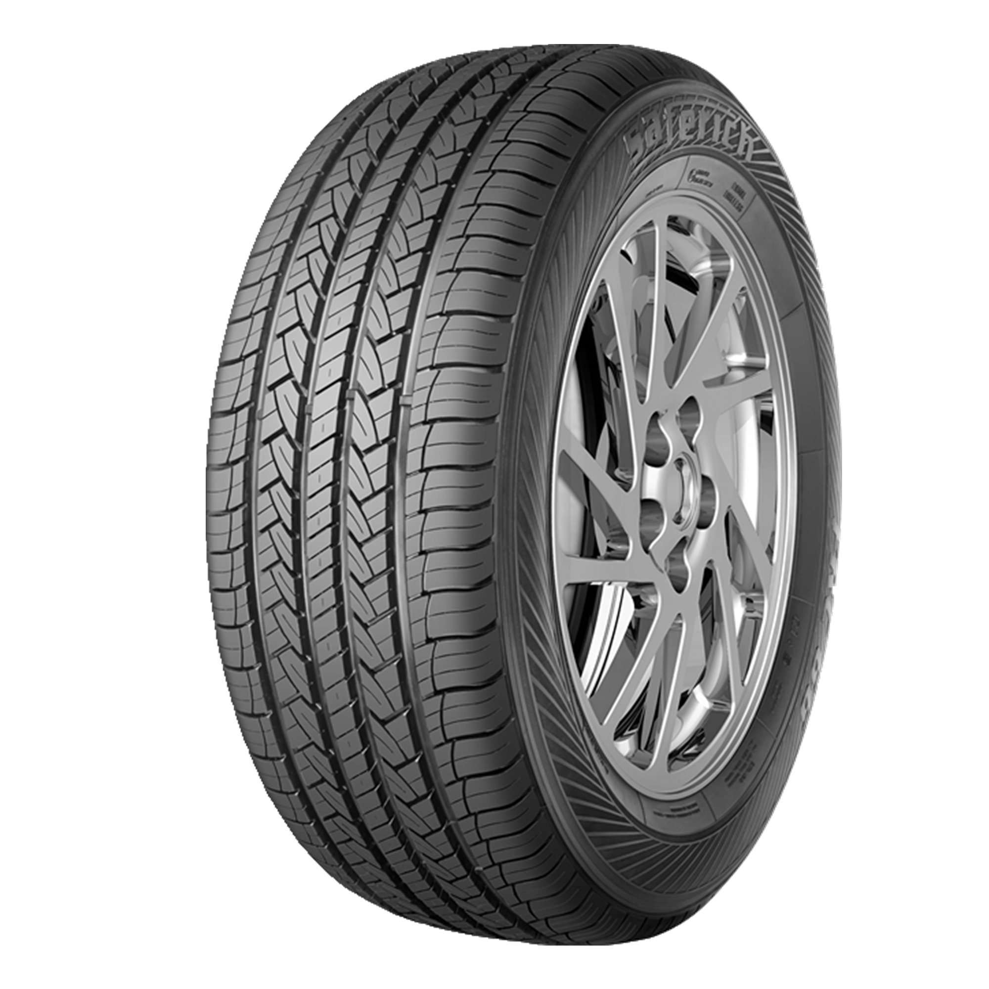 New and Popular Pattern Semi-Steel Radial Car Tyres