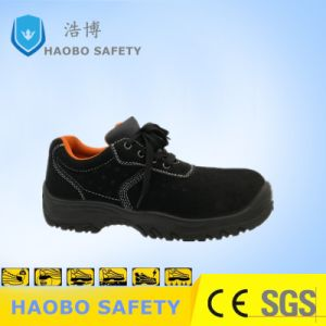 High Quality Genuine Leather Safety Working Shoes