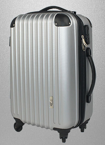 Many Colours Lightweight ABS Travel Vintage Suitcase