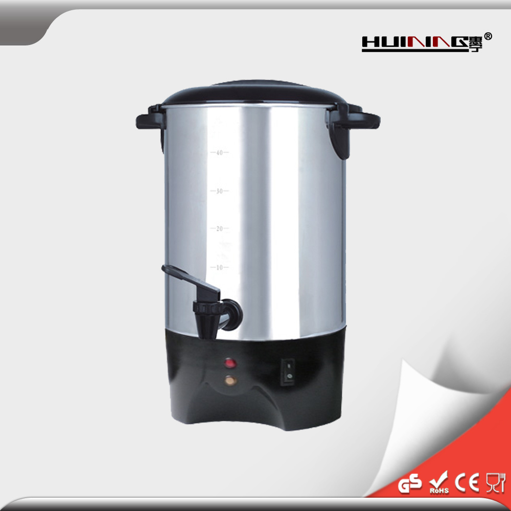 30 Cup Stainless Steel Coffee Urn Tea Urn