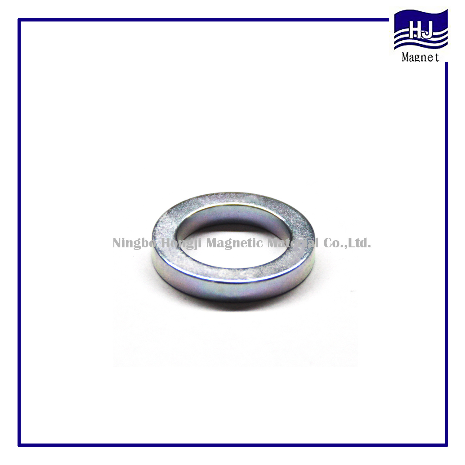 Big Ring Cylindrical Neodymium NdFeB Magnet Motors with High Strong Quality