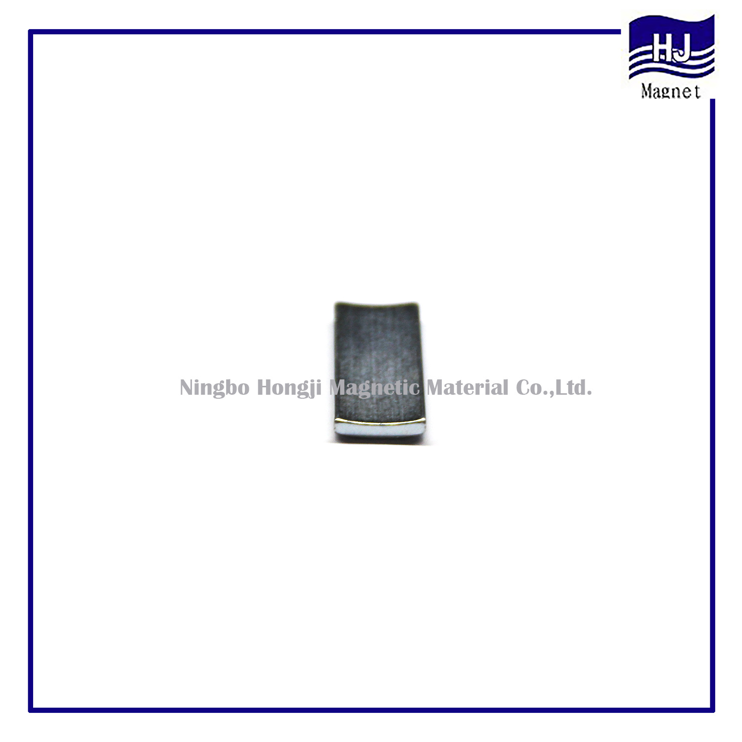 Watt Arc Neodymium NdFeB Magnet with Different Shape and Size High Quality