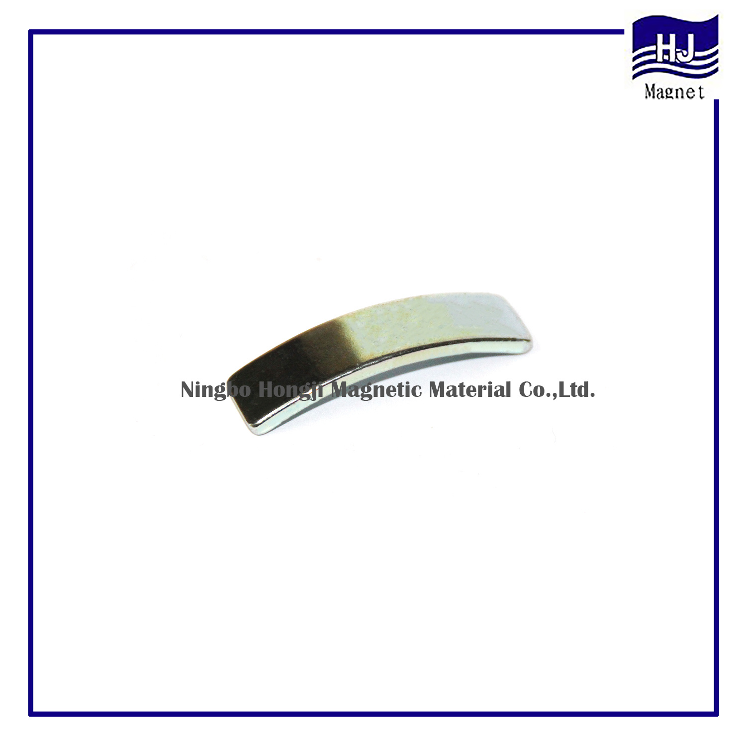 Colorful Coating Permanent Watt Arc Neodymium NdFeB Magnet with High Quality