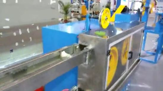 Eco-Friendly Wire and Cable Extrusion Machine