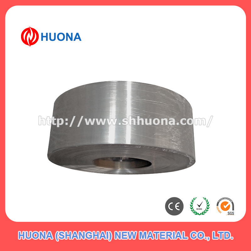 Hiperco50 Soft Magnetic Alloy Ribbon