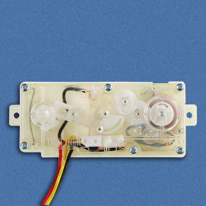 Washing Machine Timer with Double Shaft (A series)