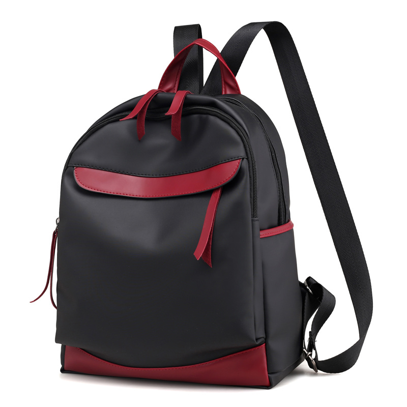 2019 Teenager Student Laptop Nylon Backpack Fashionable Business Backpack