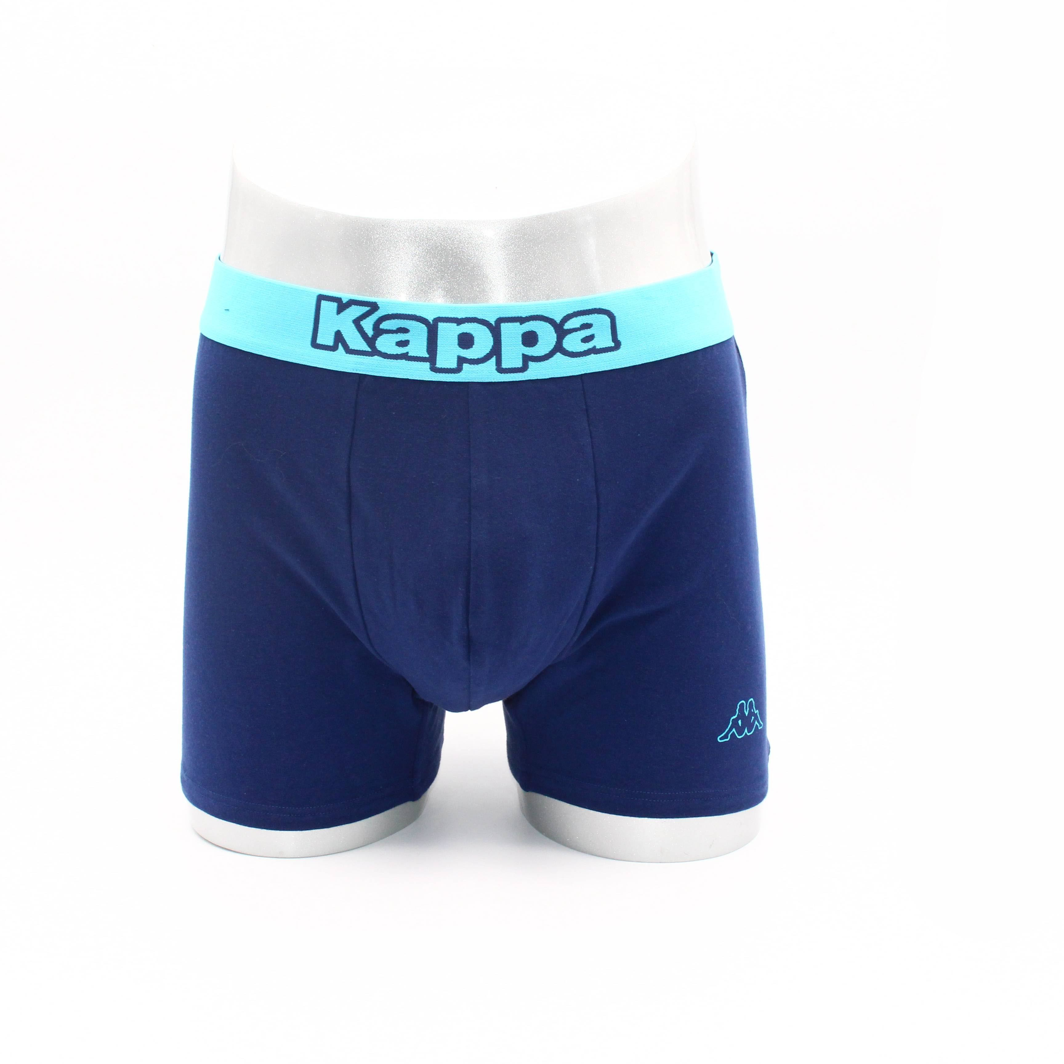 Men?s Boxer Shorts/Underwear, Basic Solid Color, Constrasting Color Elastic Band, High Quality