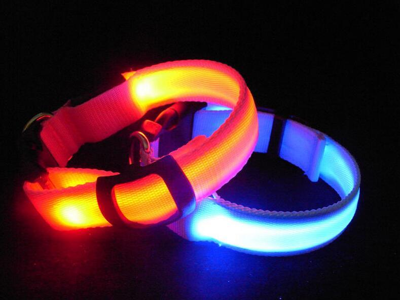 New Products LED Pet Collar