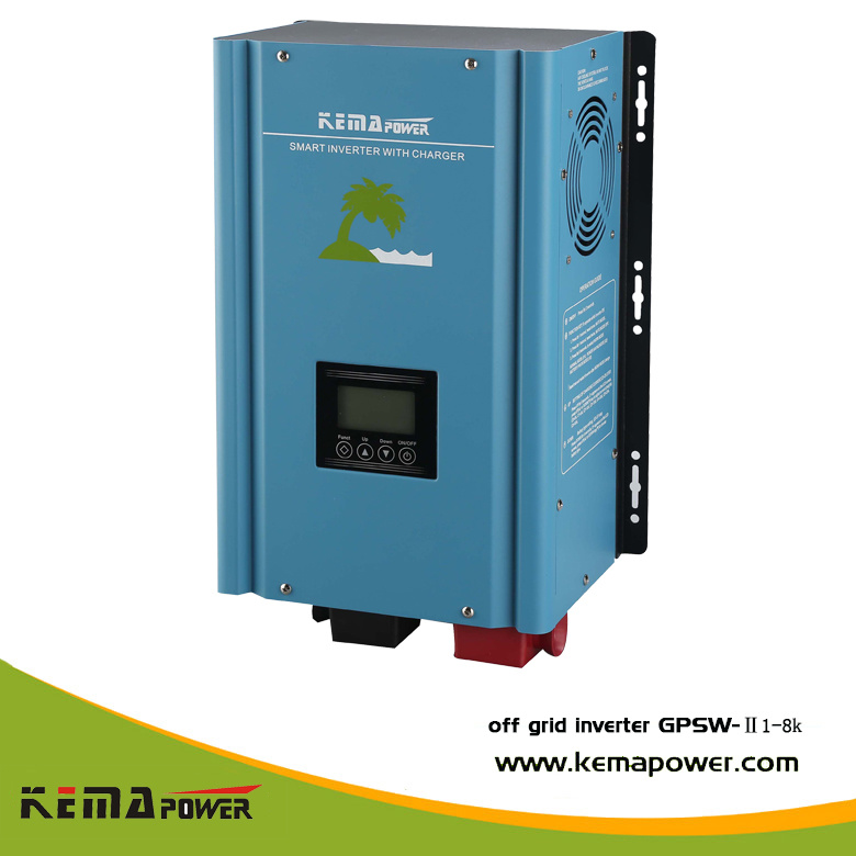 Gpsw-II 5kw Intelligent Hybrid Solar Inverter with Copper Isolation Transformer
