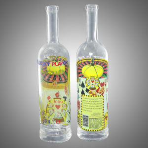 Double Lables Luck Player Vodka (750ML/1000ML)