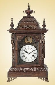 Wooden Cuckoo Mantel Clock (JG5065)