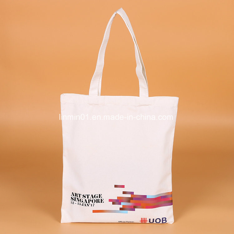 Custom Ladies Handbags with Printing for Promotion Gift