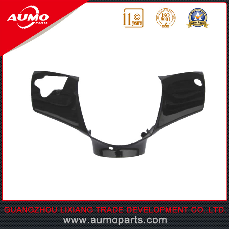Black Front Handlebar Cover for Piaggio Zip50 Motorcycle Body Parts