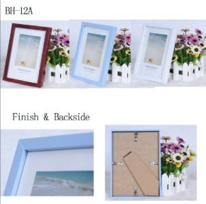 Plastic Colorful Photo Frame (BH-12AA3)