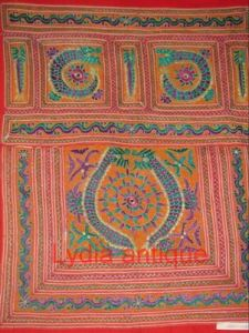 Old Miao Minority Embroidery (M(6))