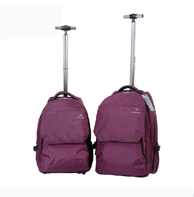 Travel Business Trolley Backpack Bag with Laptop Compartment (MS1156)