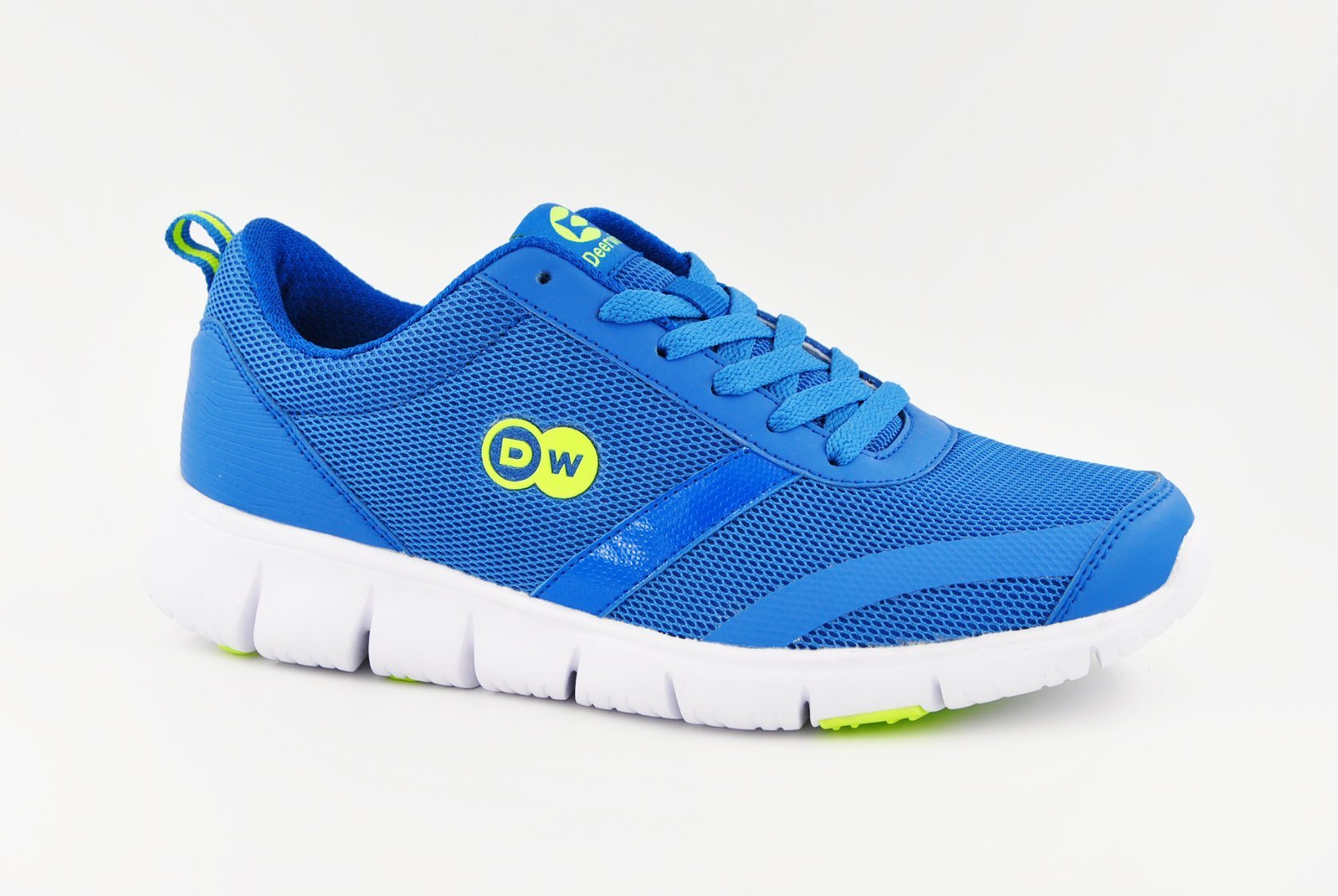 Black and Blue Men?s Sports Footwear Wholesale