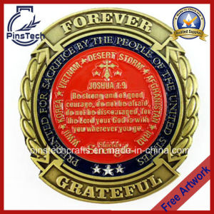 Custom Die Cast Military Coin