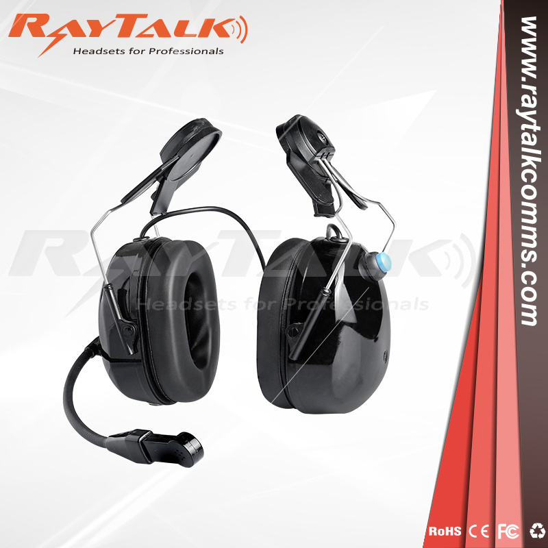Walkie Talkie Motorcycle Helmet Headset for Motorola Cp200