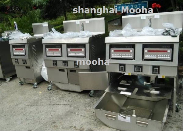 Restaurant Chips Fryer, Restaurant Electric Open Fryer Machine