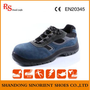 Blue Steel Hammer Safety Shoes RS527