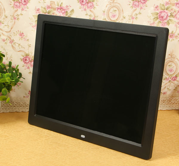 LCD 14inch HD Digital Photo Frame with HDMI