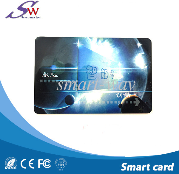 Fully Printed Proximity Chip T5577 RFID Card for Login in